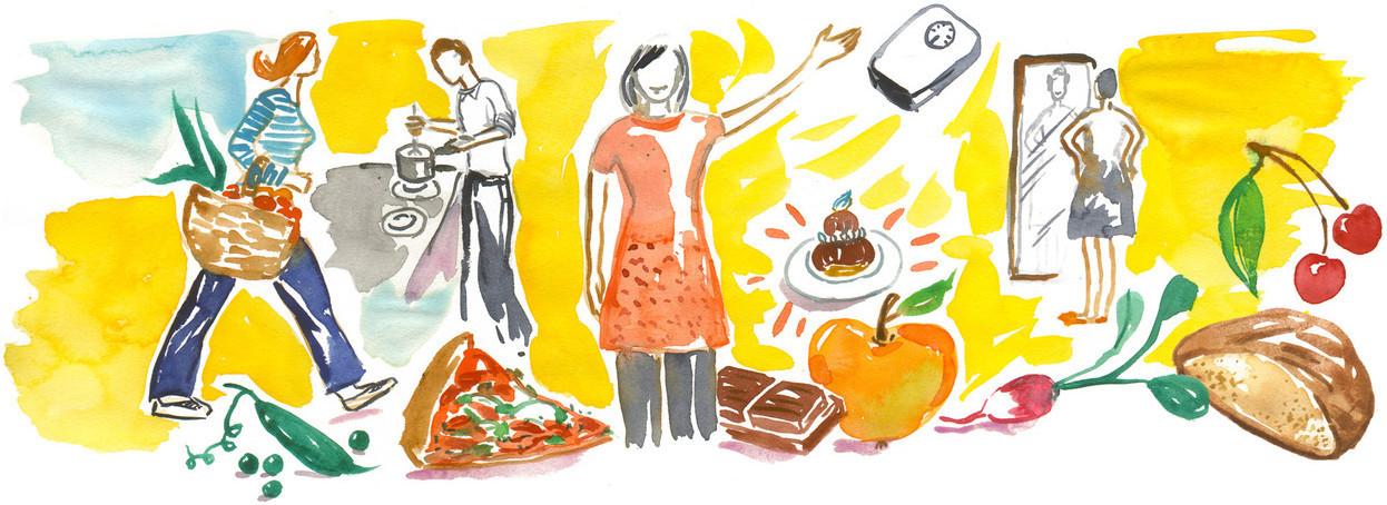 Ariane Grumbach - Diététicienne gourmande à Paris